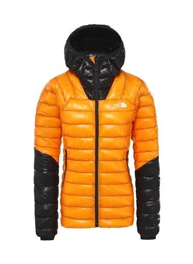 The North Face Summit L3 Kadın Mont Sarı/Siyah Oranj